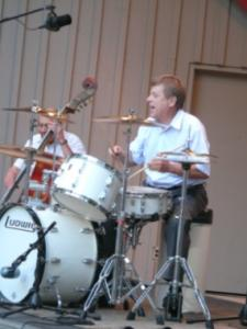 Johnie Faren, International All-Star Drummer